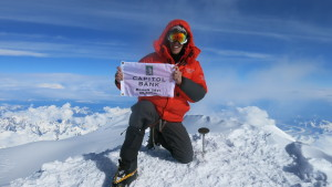 Summit of Denali