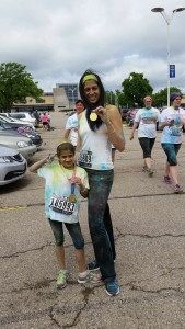Roshni Color Run