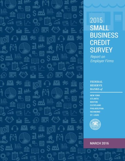 2015 SMALL BUSINESS CREDIT SURVEY