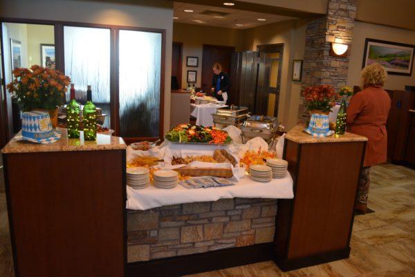 Middleton Chamber of Commerce Business Social Setup