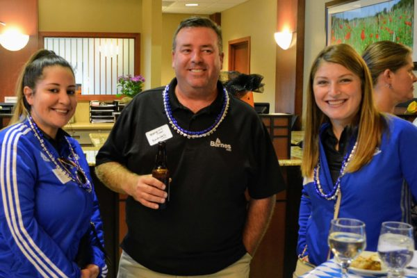 Middleton Chamber of Commerce Business Social Attendees